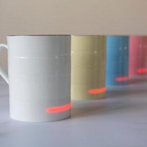 Four pack - Glowstone Classic smart mug